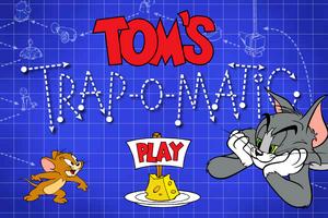Tom's Trap O Matic menu