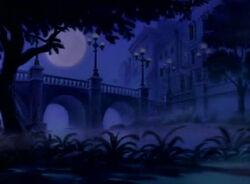 Bridge (Tom and Jerry The Movie)