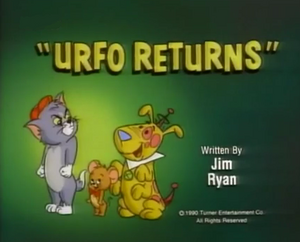 Urfo Returns title