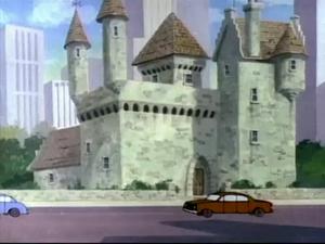 The Sorcerer Apprentices - Sapstone the Sorcerer's castle