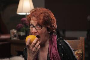 Kathy Gori portrait