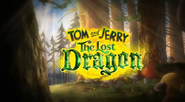 Tom and Jerry The Lost Dragon title