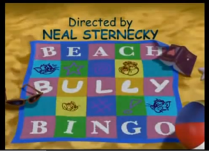 Beach Bully Bingo