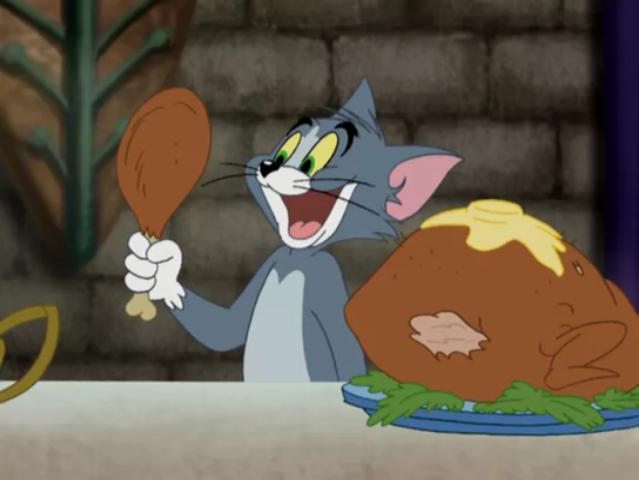 Tommy Douglas Eat Like A Cat