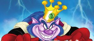 Tom and Jerry Back to Oz - Gnome King