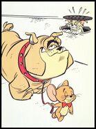 HB Figures Spike Jerry Tom