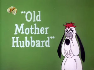 Old Mother Hubbard title