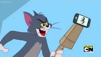Having Fun With The Kitten The Tom and Jerry Show Cartoon World