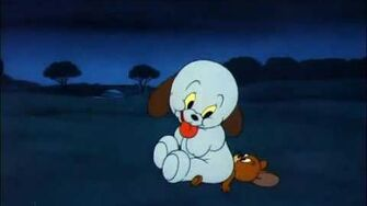 Tom & Jerry Fetch The Stick Cartoon World