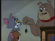 80-15 Tom Jerry Spike TVPlug