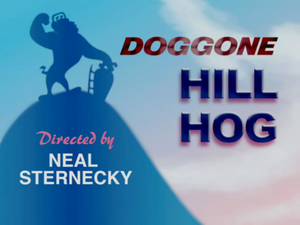 Doggone Hill Hog title