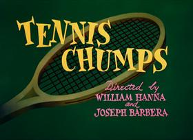 Tennis Chumps Title