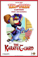 Tom and Jerry The Karate Guard poster