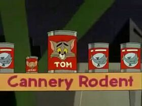 Cannery Rodent Title Card