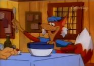 Swampy Eating Cajun Stew