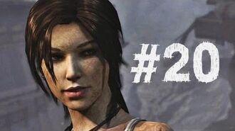 Tomb Raider Gameplay Walkthrough Part 20 - Survivors' Camp (2013)