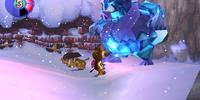 Melt the Giant Ice!
