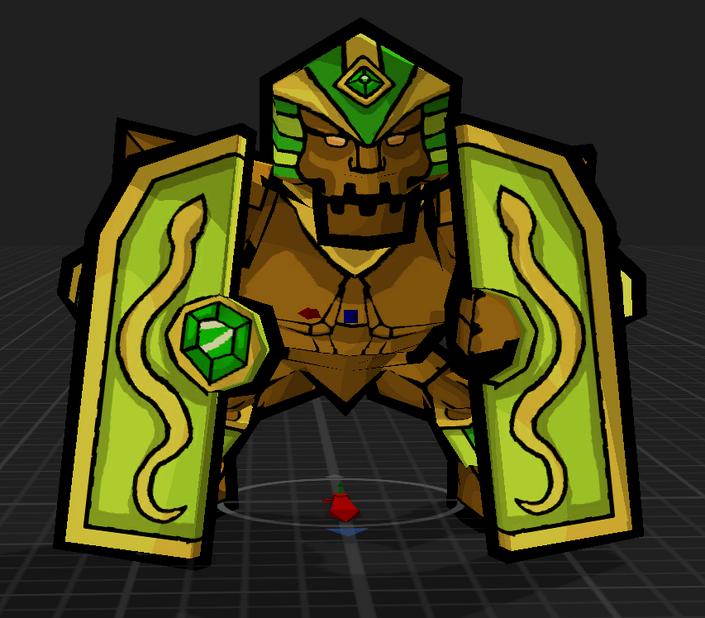 Stone Warrior 2