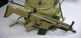 Mk17 cqc