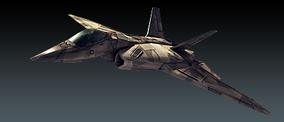 FIghter-A-20 Razorback-JSF