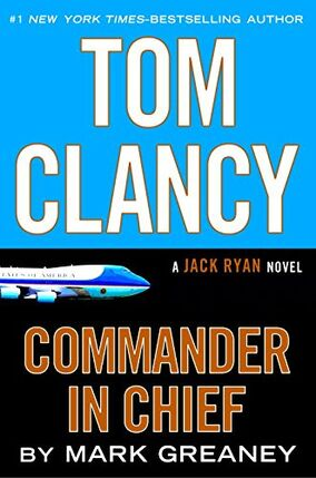 Commander in Chief cover