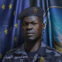 Amadou de bankole portrait