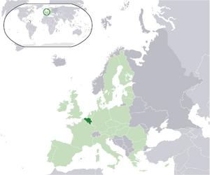 Location Belgium EU Europe