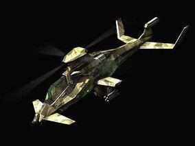 AH-85 Blackfoot