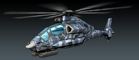 Gunship-PAH-6 Cheetah-EFEC