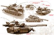 T-100 Artwork