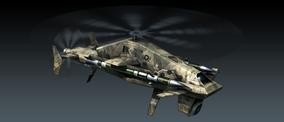 UAV-MQ-3 Scryer-JSF