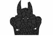 Broken shadow guard idol