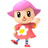 Villager Female SSB4