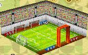 Soccer Field Interior