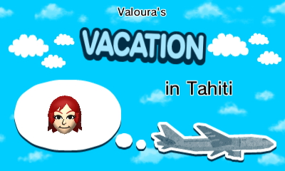 Vacation Tahiti