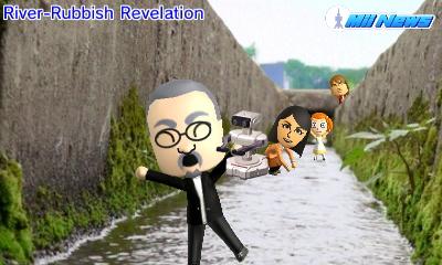 MiiNews RiverRubbish