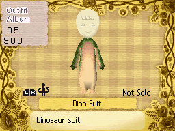 Dino Suit