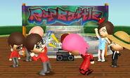 Rap battle end