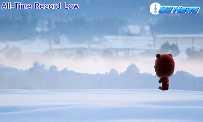 MiiNews RecordLow