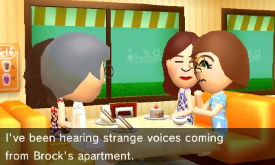 Hangout StrangeVoices