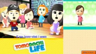 Tomodachi Life Let's perform a Musical!