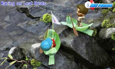 MiiNews LeafBoats