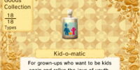Kid-o-matic