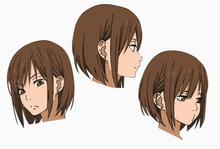 Saeko expressions