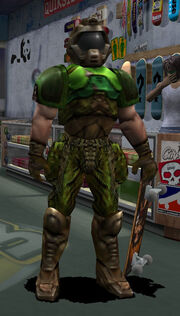 Character Doom Guy