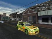 Thug rallycar