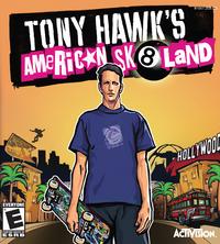 Tony Hawk's American Sk8land Cover