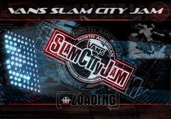 Loading Screen Slam City Jam