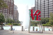 THPS2 Real Philly Love Park