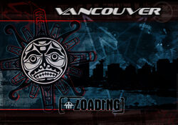 Loading Screen Vancouver